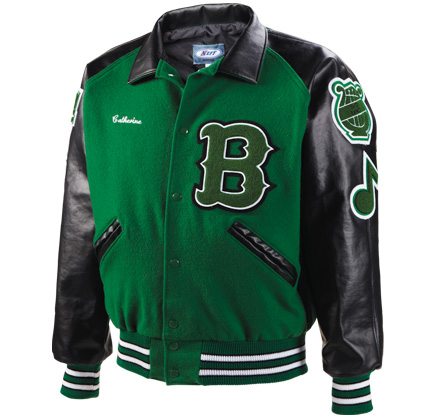 cambridge varsity jacket