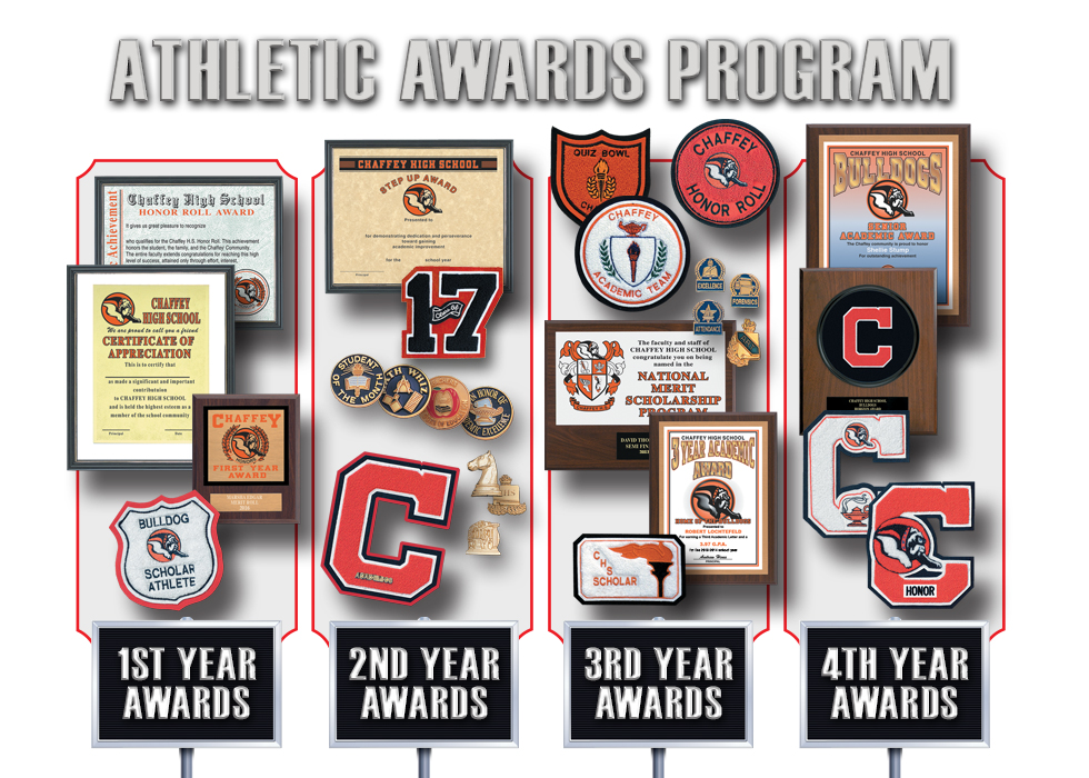 Athletic Awards Program