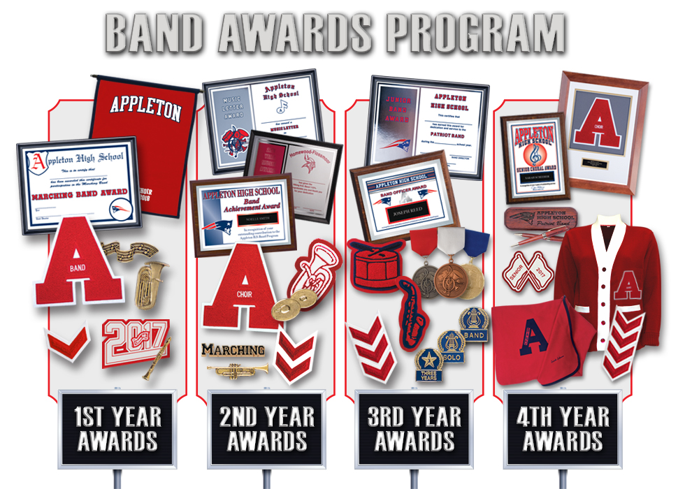 Band Awards Program