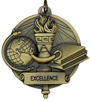 Scholastic Medal 3