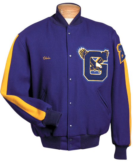 aspen varsity jacket