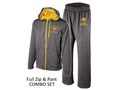 Performance Full Zip and Pant Set