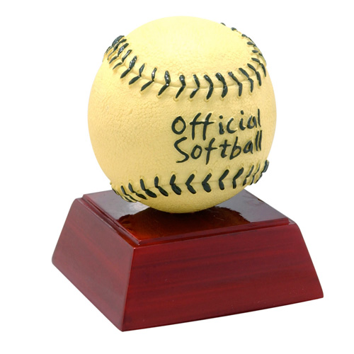 Official Softball Trophy