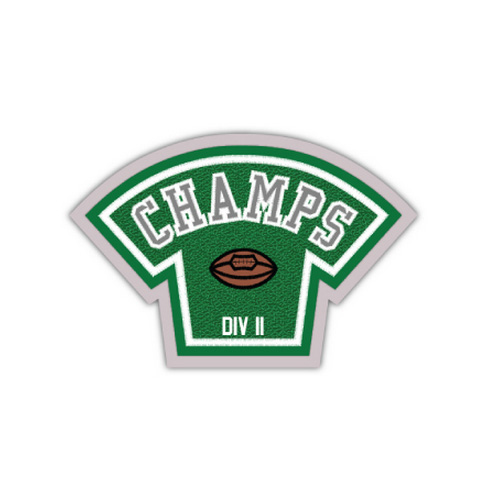 Champs Patch 5