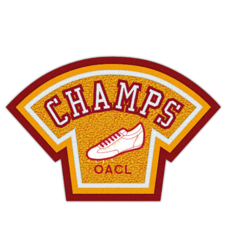 Cross Country Champs Patch 5