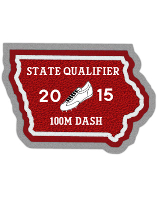 Iowa State Patch 5