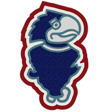 Blue Jay Patch 6