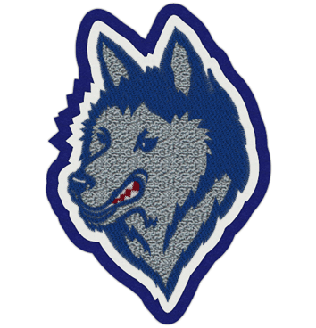 Husky Patch 6