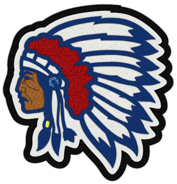 School Mascot Patches