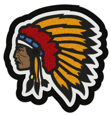 Indian Chief Patch 4