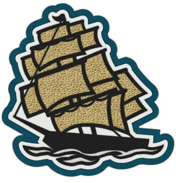 Sailing Ship Patch 6