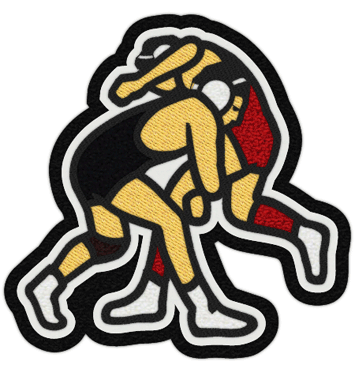 Wrestlers Patch 6
