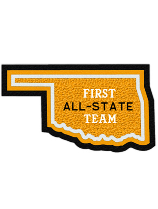Oklahoma State Patch 5