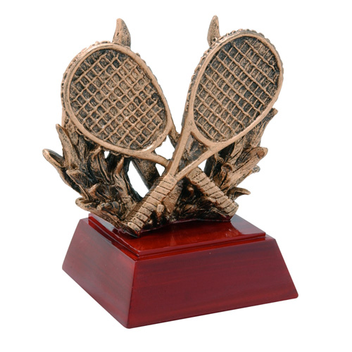 Tennis Racquets Trophy