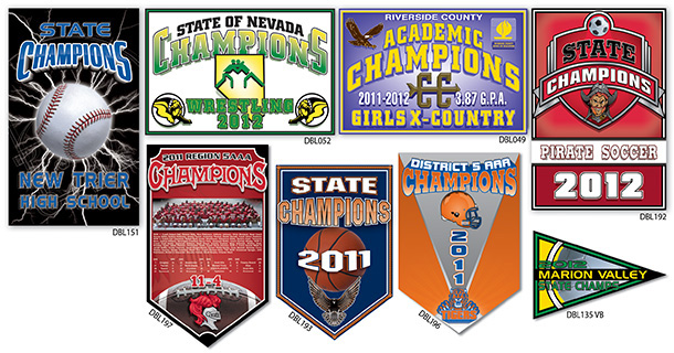 School Banners Championship Series
