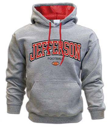 Custom School Sweatshirts