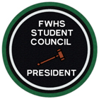 Student Government Patches