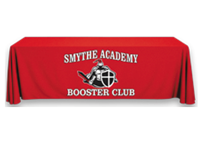 Custom Table Covers Layout B  sc 1 st  Neff Co & School Table Covers