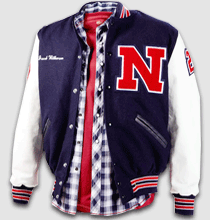 Varsity Jackets Custom Chenille Patches And School Awards